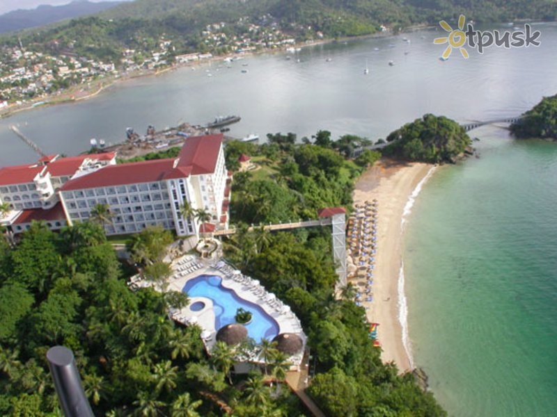 Отель Grand Bahia Principe Cayacoa 5* Самана Доминикана
