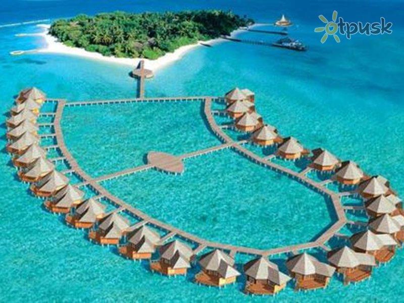 Отель Baros Maldives 5* Северный Мале Атолл Мальдивы