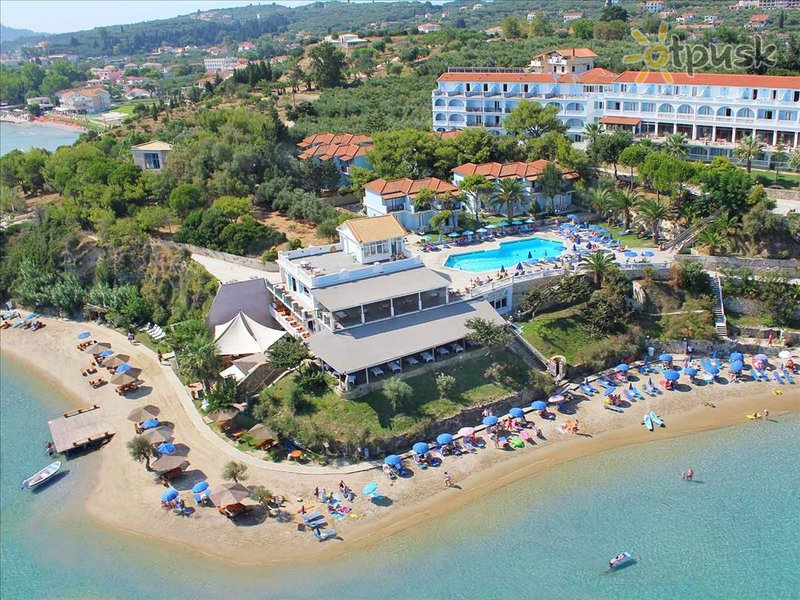 Отель Letsos Hotel 3* о. Закинф Греция