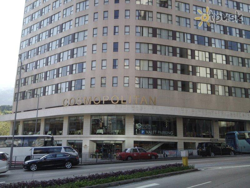 Отель Cosmopolitan 4* Гонконг Гонконг