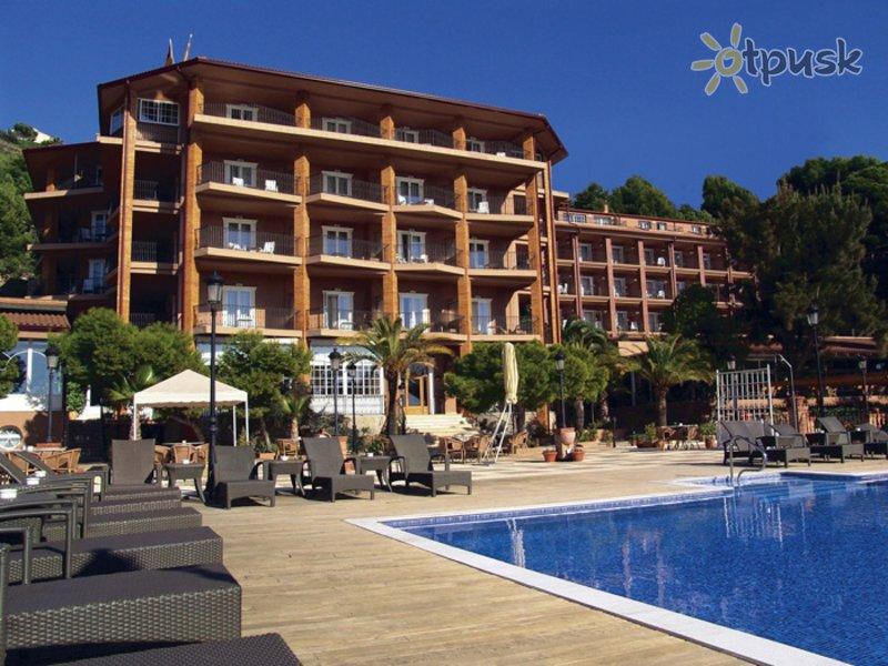 Отель Termas Marinas El Palasiet Hotel 4* Коста Асаар Испания