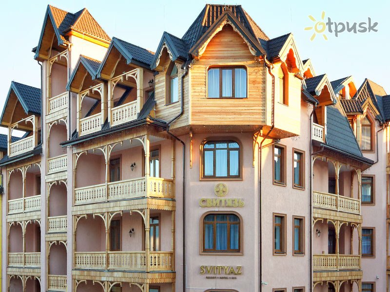 Отель Курортно-гостиничный комплекс Свитязь 3* Трускавец Украина