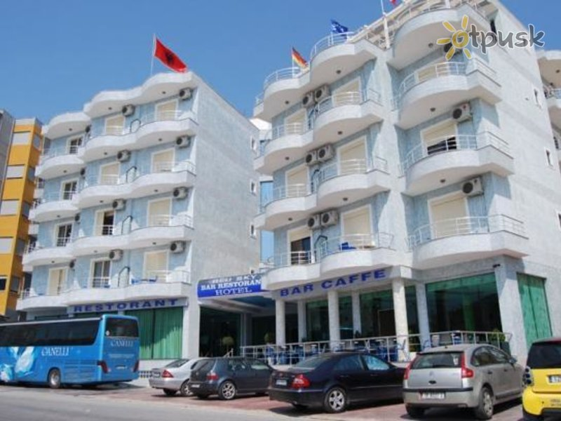Отель Blue Sky 4* Саранда Албания