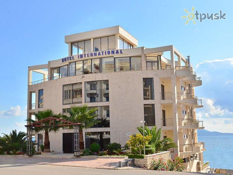 Отель International Hotel Saranda 3* Саранда Албания