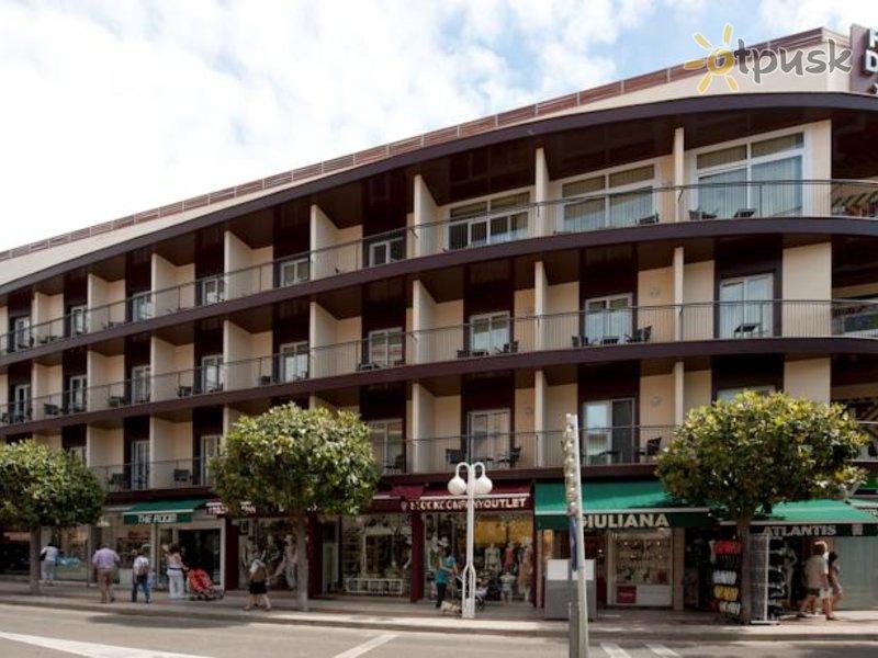 Отель Delfin Hotel 4* Коста Брава Испания