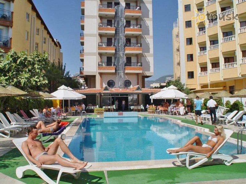 Отель Oscar Hotel 3* Мармарис Турция