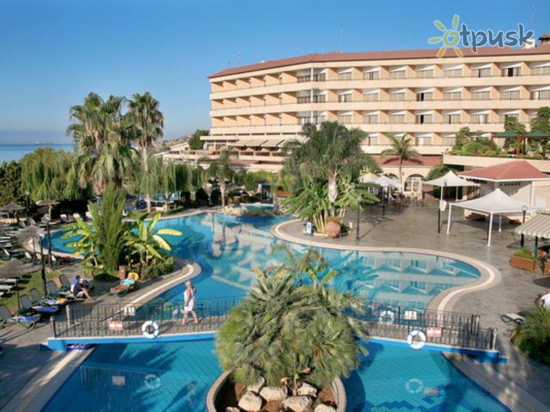 Отель Atlantica Bay Hotel 4* Лимассол Кипр