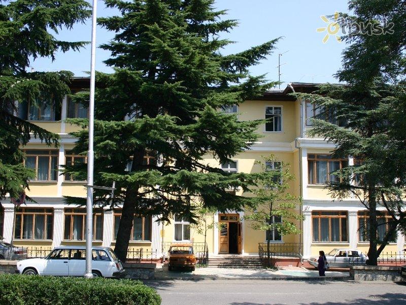 Отель Таврида 3* Алушта Крым
