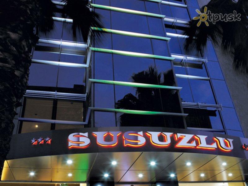 Отель Susuzlu Hotel 3* Измир Турция