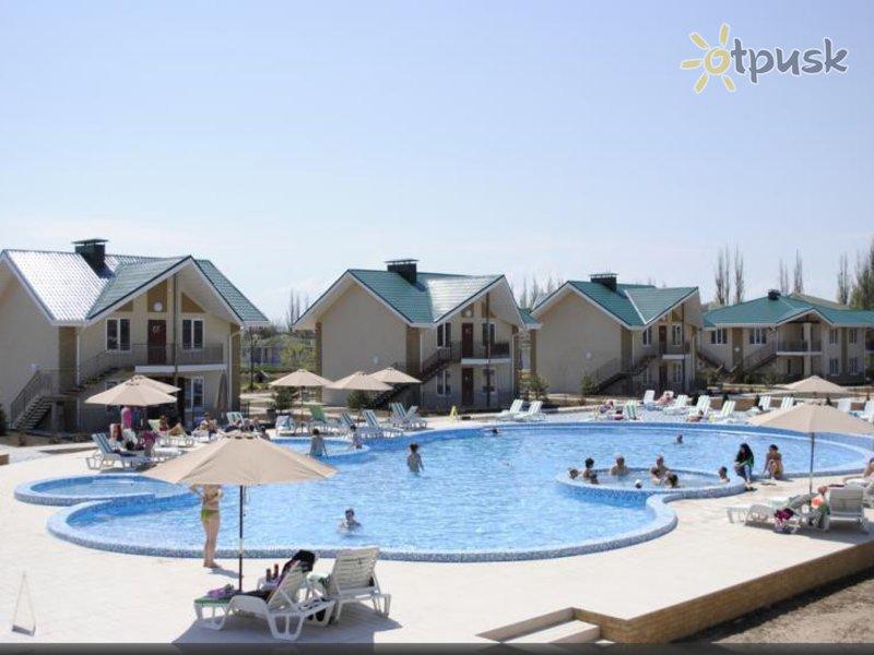 Отель Экспресс 3* Арабатская стрелка Украина