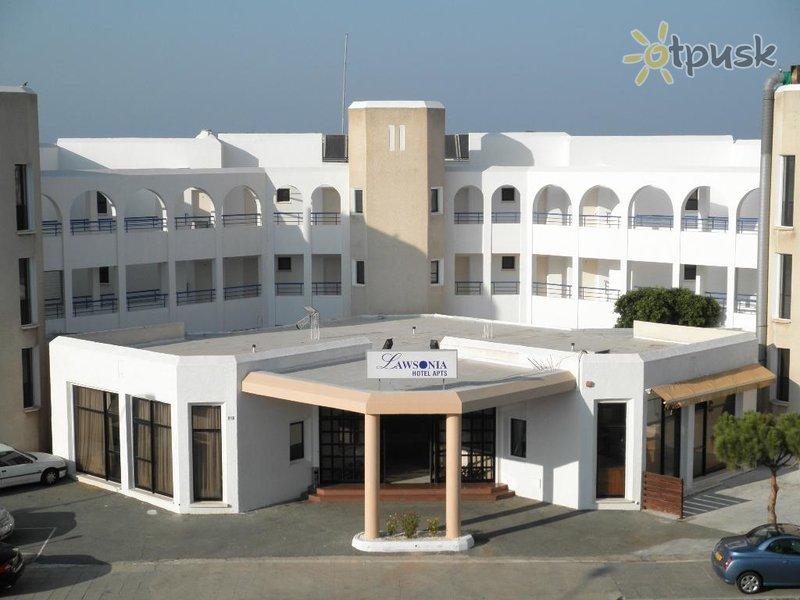Отель Lawsonia Hotel Apartments 3* Протарас Кипр