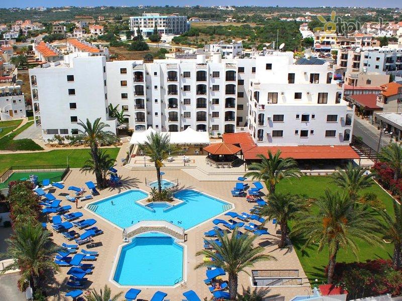 Отель Seagull Hotel Apts 3* Протарас Кипр