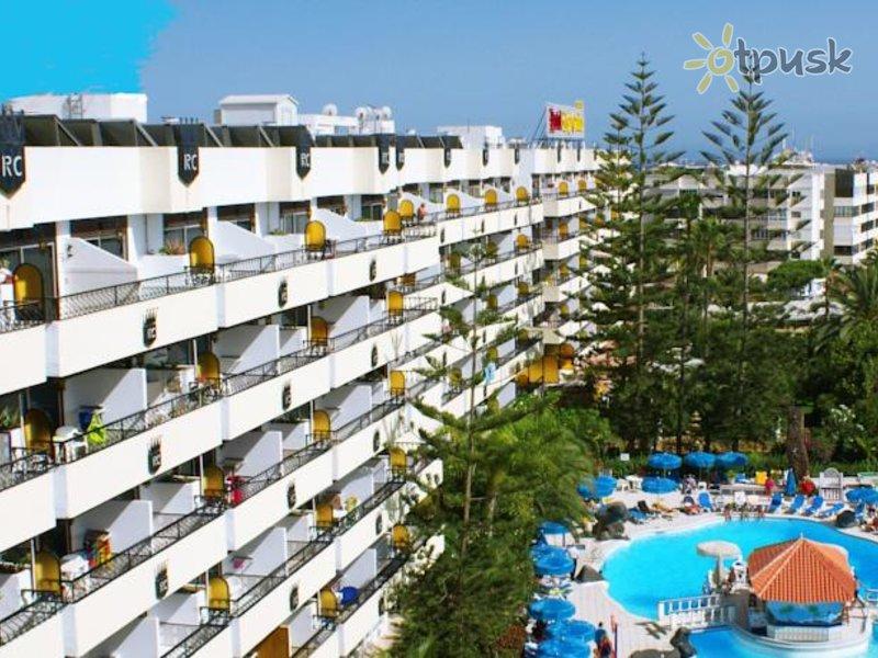 Отель Rey Carlos 3* о. Гран Канария (Канары) Испания
