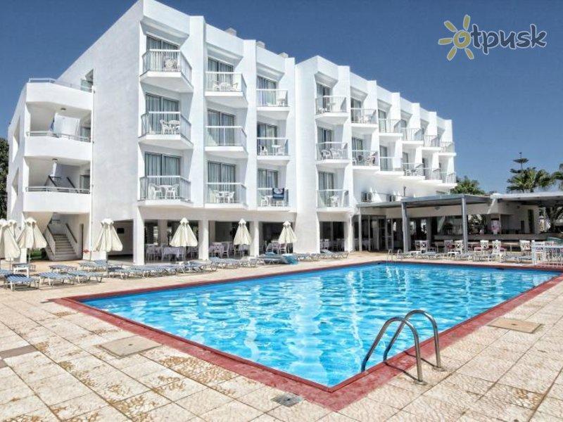 Отель Napa Tsokkos Hotel 3* Айя Напа Кипр