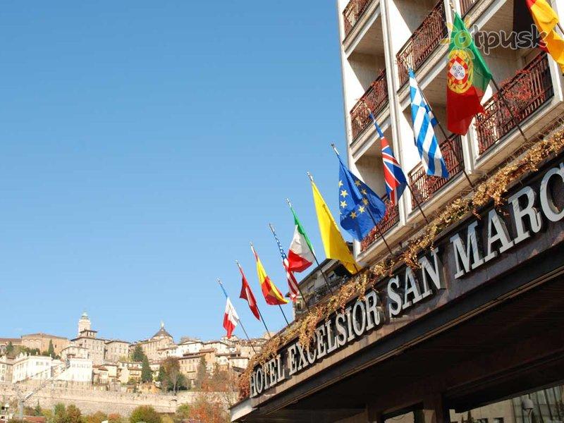 Отель Excelsior San Marco 4* Бергамо Италия