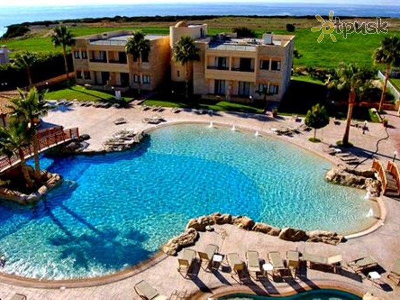 Отель Panareti Coral Bay Resort 4* Пафос Кипр