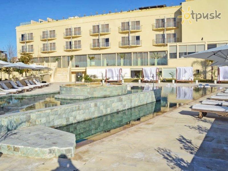 Отель E Hotel Spa & Resort Cyprus 4* Ларнака Кипр