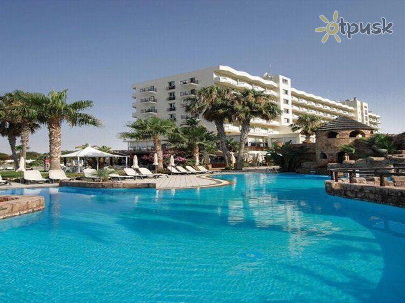 Отель Sentido Sandy Beach Hotel 4* Ларнака Кипр