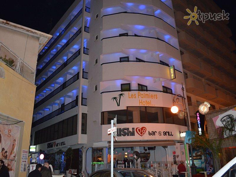 Отель Les Palmiers Beach Hotel 2* Ларнака Кипр