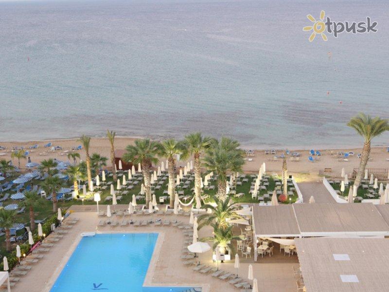 Отель The Vrissiana Boutique Beach Hotel 4* Протарас Кипр