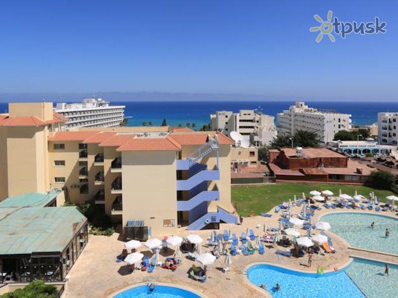 Отель Vangelis Hotel & Suites 4* Протарас Кипр