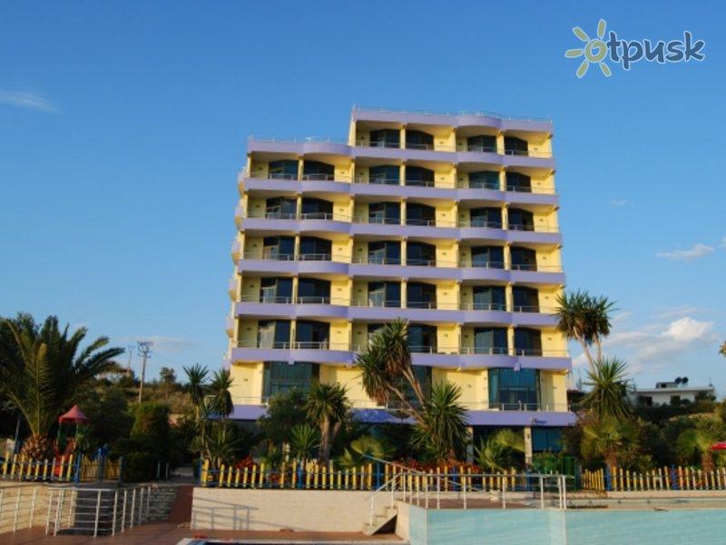 Отель Bahamas Hotel 4* Саранда Албания