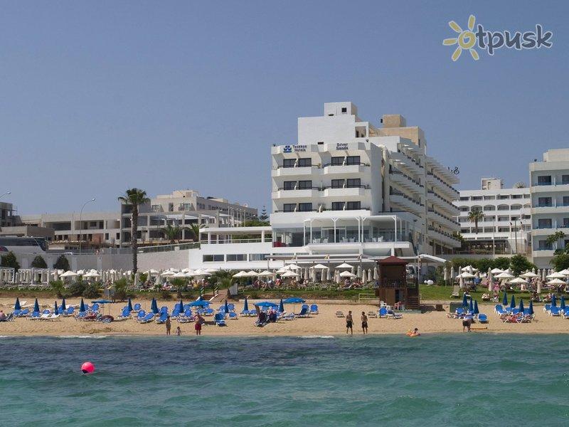 Отель Silver Sands Beach Hotel 3* Протарас Кипр
