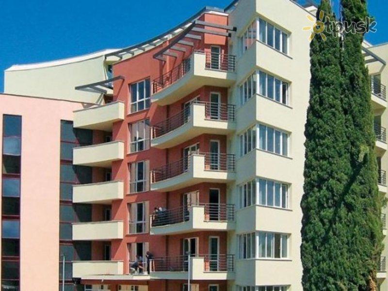 Отель Aquamarine Odessos Aparthotel 4* Золотые пески Болгария