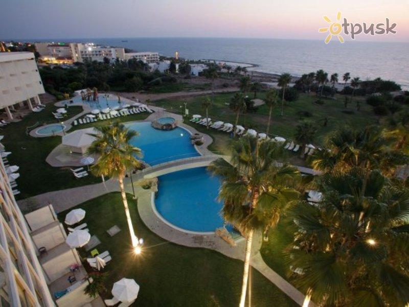 Отель Laura Beach & Splash Resort 4* Пафос Кипр