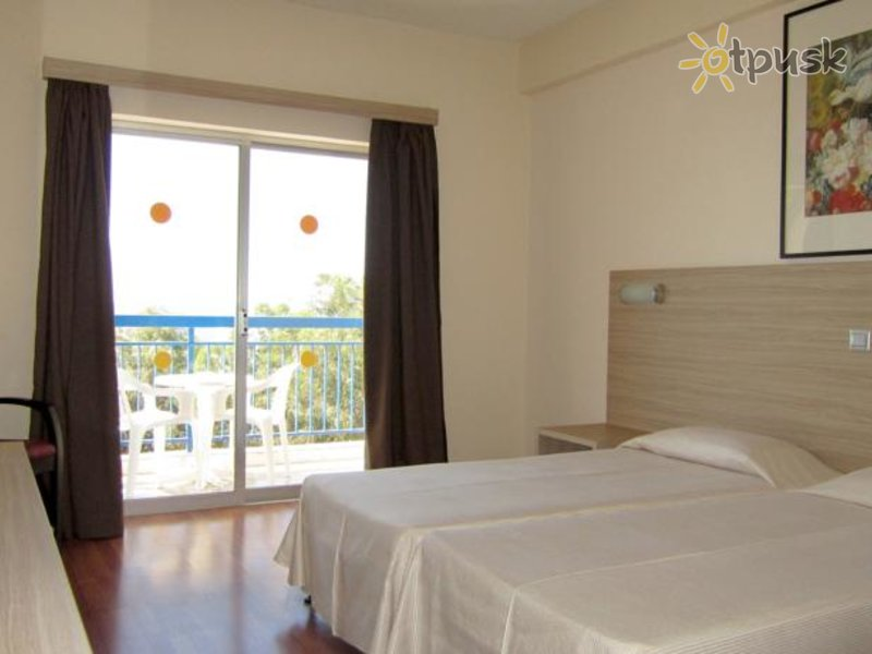 Отель Marina Hotel 3* Айя Напа Кипр