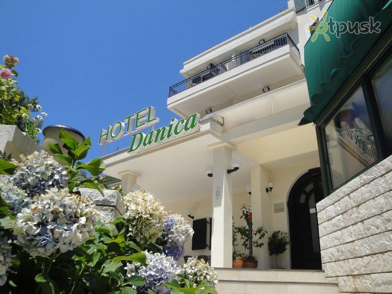 Отель Danica Hotel 3* Петровац Черногория