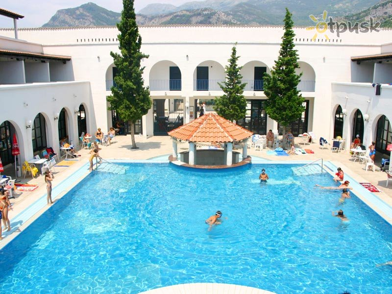 Отель Aleksandar 3* Будва Черногория