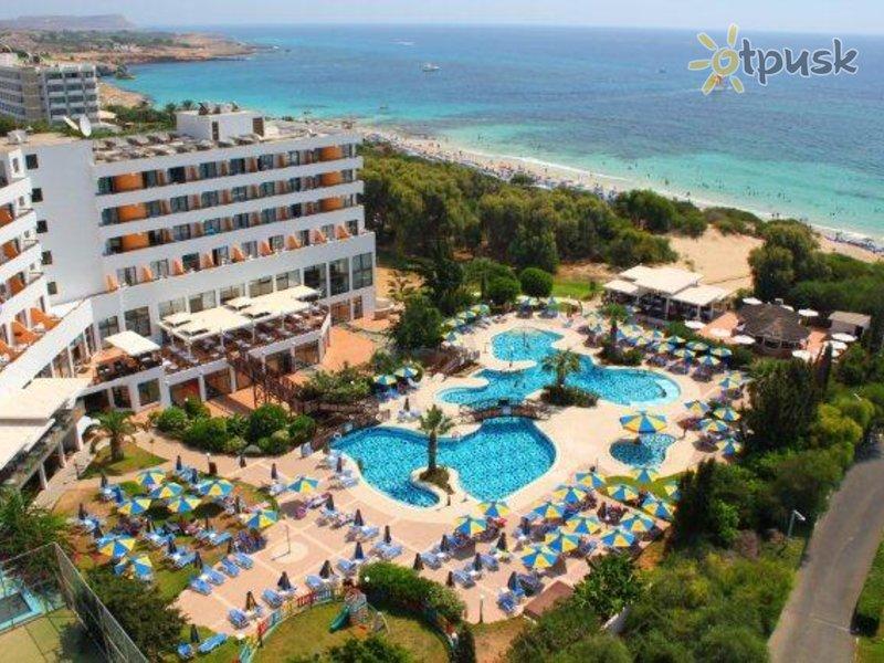 Отель Melissi Beach Hotel 4* Айя Напа Кипр