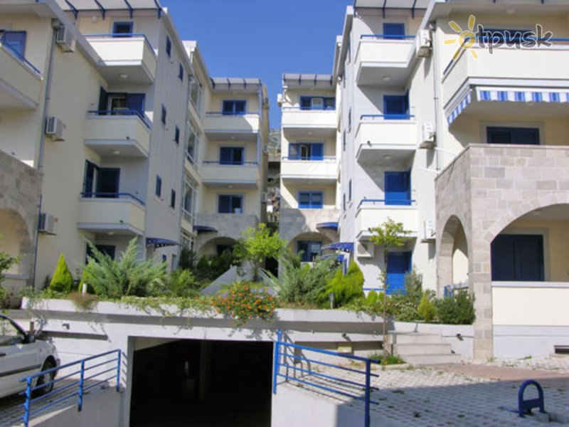 Отель Fontana 3* Рафаиловичи Черногория