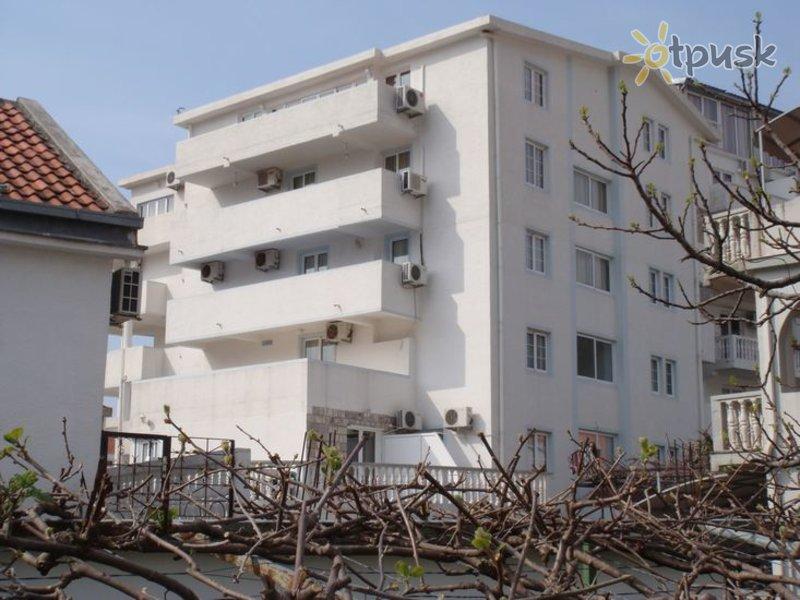 Отель Azzuro Apartments 4* Будва Черногория