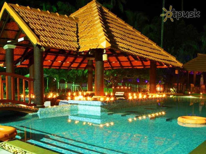 Отель Poovar Island Resort 4* Керала Индия