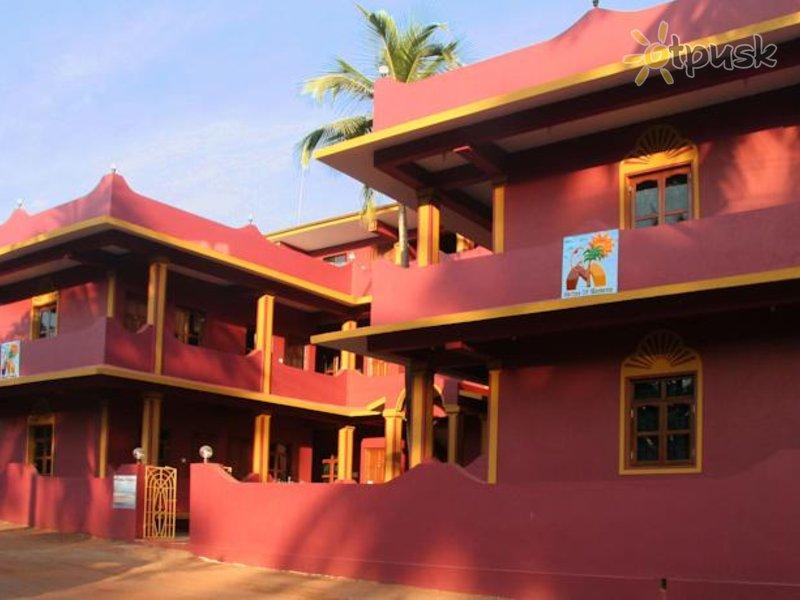 Отель Garima Of Mandrem Hotel 1* Северный Гоа Индия