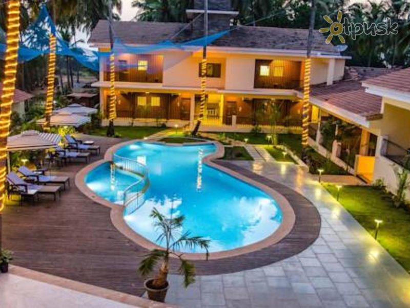 Отель Sol Beso Resort Hotel 4* Северный Гоа Индия