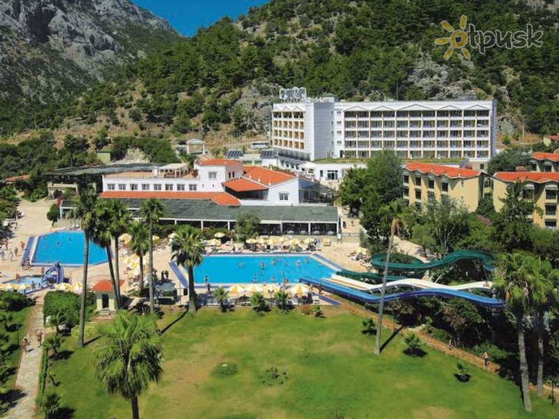 Отель Green Platan Club Hotel & SPA 4* Мармарис Турция