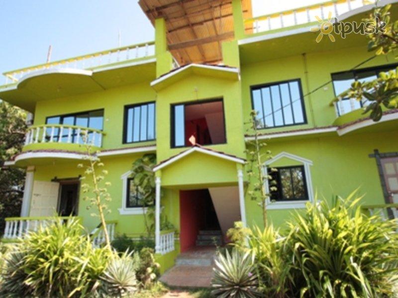 Отель Edem Garden Resort 2* Северный Гоа Индия