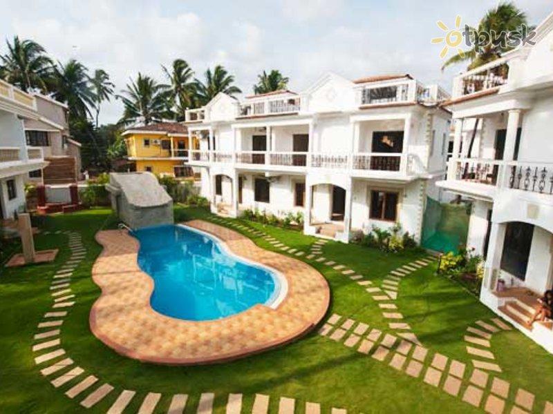 Отель Richmond Park Villas 3* Северный Гоа Индия