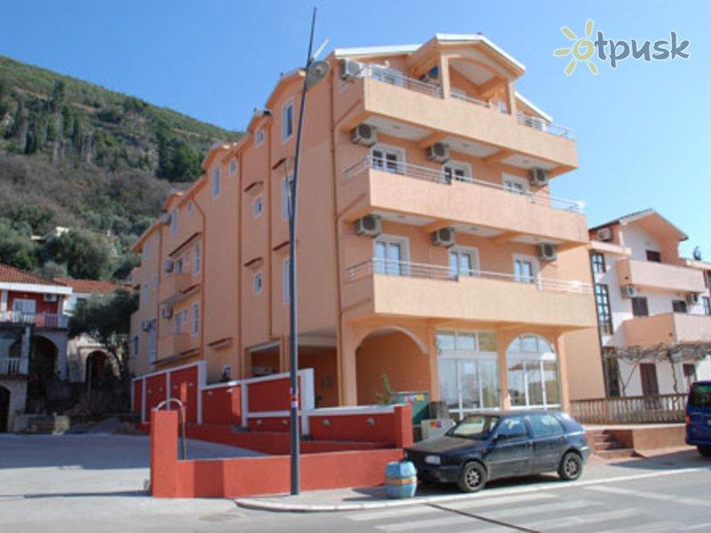 Отель Harmonia 2* Будва Черногория