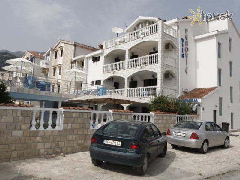 Отель Perovic Villa 3* Будва Черногория