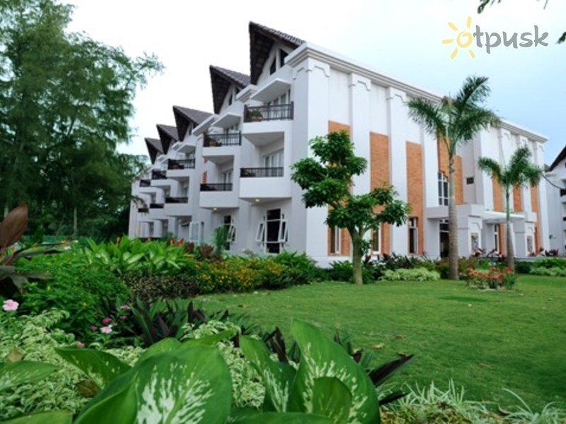 Отель Muine Bay Resort 4* Фантьет Вьетнам
