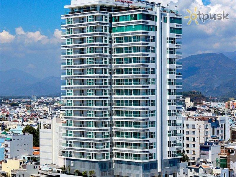 Отель Green World Hotel Nha Trang 4* Нячанг Вьетнам