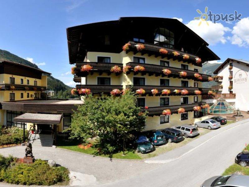 Отель Gesundheitszentrum Barenhof 3* Бад Гаштайн Австрия