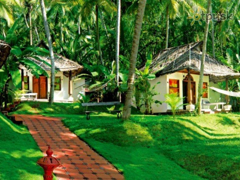 Отель Nikkis Nest 3* Керала Индия
