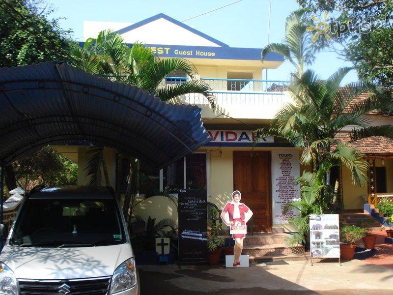 Отель Quest Guest House 1* Северный Гоа Индия