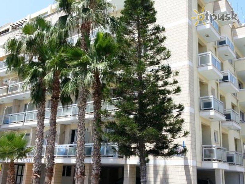 Отель Pelides Apartments Larnaca 2* Ларнака Кипр