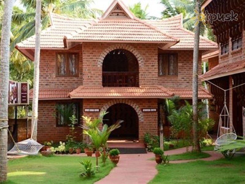 Отель Gods Own Country Ayurveda Resort 3* Керала Индия